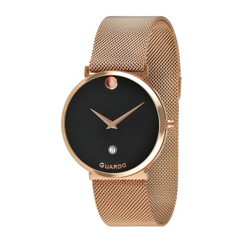 عکس نمای روبرو ساعت مچی برند گوآردو مدل B01402-5