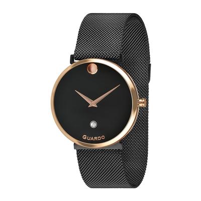 عکس نمای روبرو ساعت مچی برند گوآردو مدل B01402-6