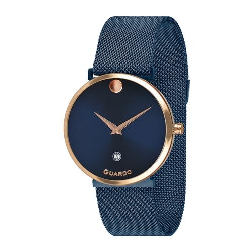 عکس نمای روبرو ساعت مچی برند گوآردو مدل B01402-7