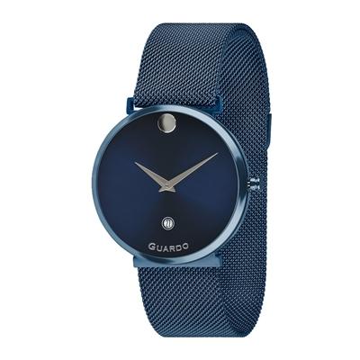 عکس نمای روبرو ساعت مچی برند گوآردو مدل B01402-10