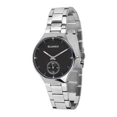 عکس نمای روبرو ساعت مچی برند گوآردو مدل B01398(2)-1