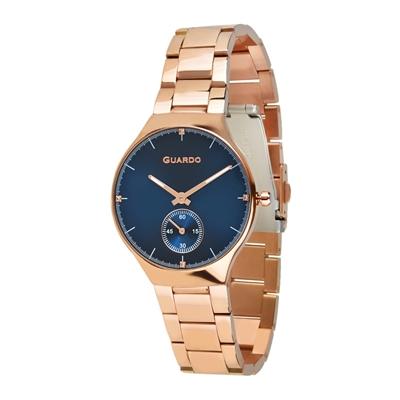 عکس نمای روبرو ساعت مچی برند گوآردو مدل B01398(2)-5