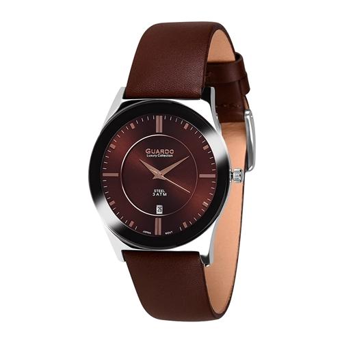 عکس نمای روبرو ساعت مچی برند گوآردو مدل S00551-3