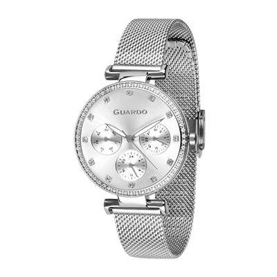 عکس نمای روبرو ساعت مچی برند گوآردو مدل B01652-2