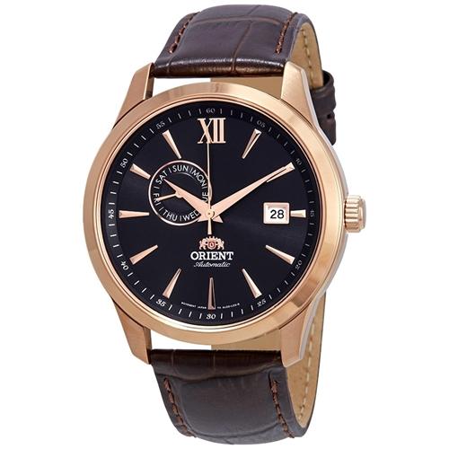 عکس نمای روبرو ساعت مچی برند اورینت مدل FAL00004B0