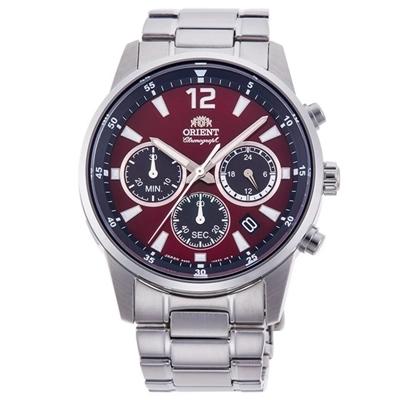 عکس نمای روبرو ساعت مچی برند اورینت مدل RA-KV0004R10B