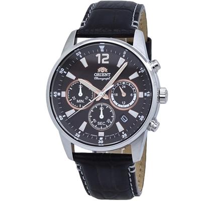 عکس نمای روبرو ساعت مچی برند اورینت مدل RA-KV0006Y10B