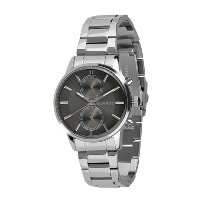 عکس نمای روبرو ساعت مچی برند گوآردو مدل B01068-2