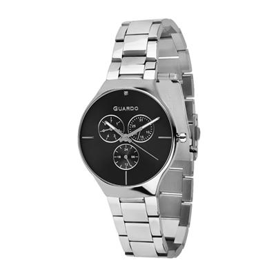 عکس نمای روبرو ساعت مچی برند گوآردو مدل B01398(1)-1