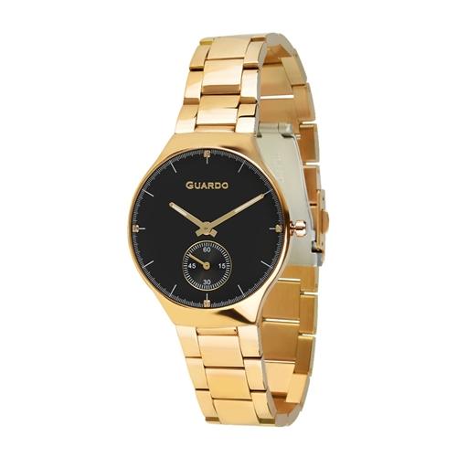 عکس نمای روبرو ساعت مچی برند گوآردو مدل B01398(2)-2