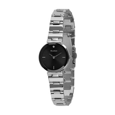 عکس نمای روبرو ساعت مچی برند گوآردو مدل T01070-1