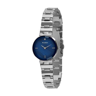 عکس نمای روبرو ساعت مچی برند گوآردو مدل T01070-2