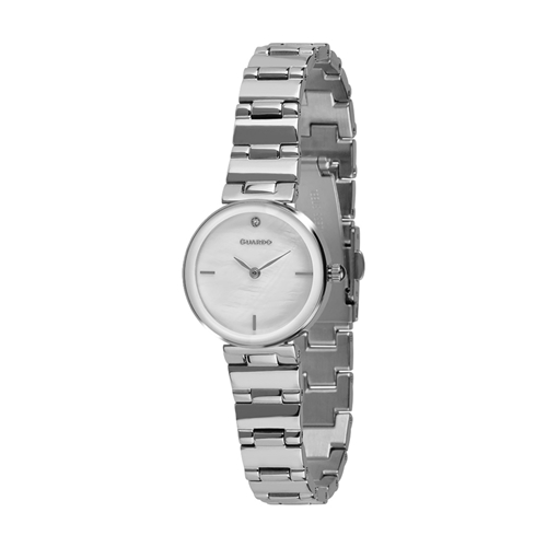 عکس نمای روبرو ساعت مچی برند گوآردو مدل T01070-3