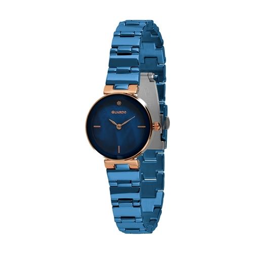 عکس نمای روبرو ساعت مچی برند گوآردو مدل T01070-9