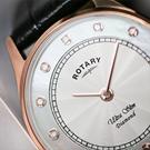 عکس نمای سه رخ ساعت مچی برند روتاری مدل LS08304/41/D