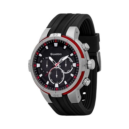 عکس نمای روبرو ساعت مچی برند گوآردو مدل 11149-1
