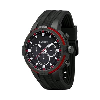 عکس نمای روبرو ساعت مچی برند گوآردو مدل 11149-5