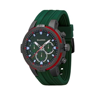 عکس نمای روبرو ساعت مچی برند گوآردو مدل 11149-6