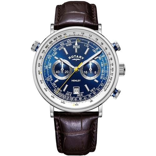 عکس نمای روبرو ساعت مچی برند روتاری مدل GS05235/05