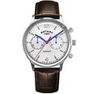 عکس نمای روبرو ساعت مچی برند روتاری مدل GS05203/70
