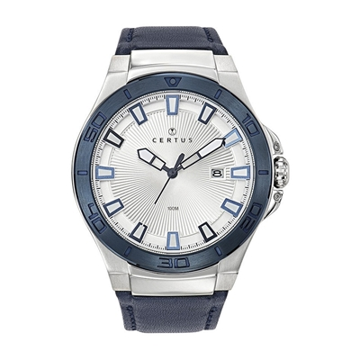عکس نمای روبرو ساعت مچی برند سرتوس مدل 611134
