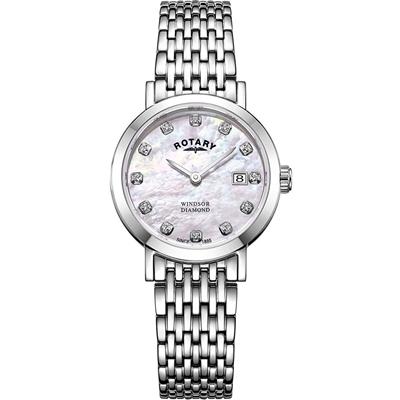 عکس نمای روبرو ساعت مچی برند روتاری مدل LB05300/07/D