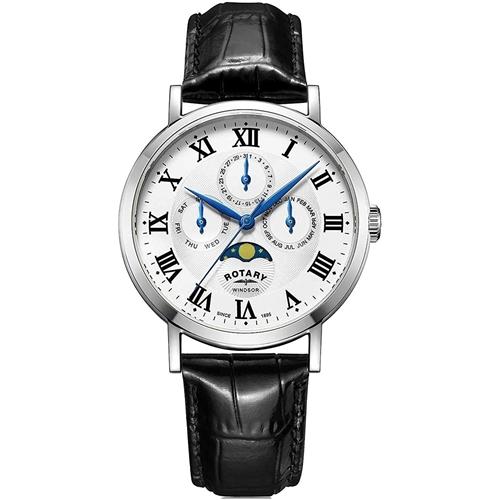 عکس نمای روبرو ساعت مچی برند روتاری مدل GS05325/01