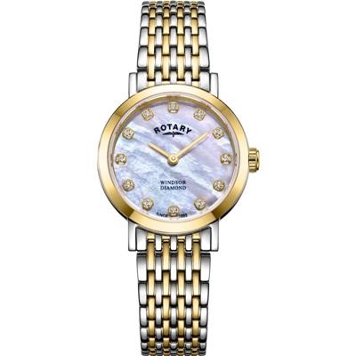 عکس نمای روبرو ساعت مچی برند روتاری مدل LB05301/41/D