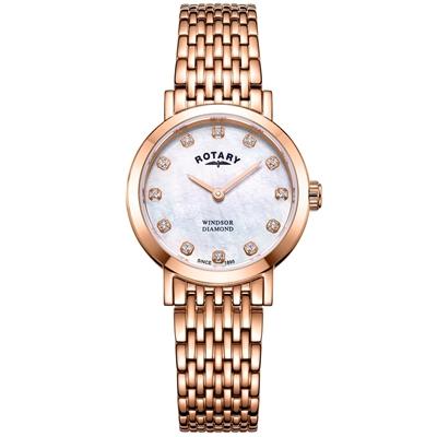 عکس نمای روبرو ساعت مچی برند روتاری مدل LB05304/41/D