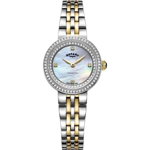 عکس نمای روبرو ساعت مچی برند روتاری مدل LB05371/41