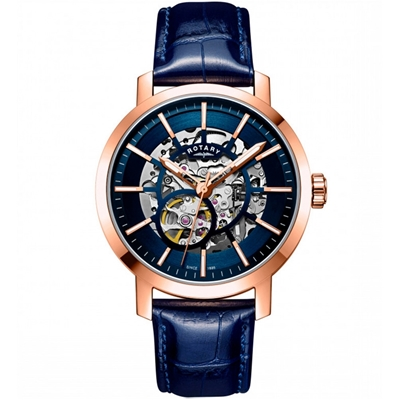 عکس نمای روبرو ساعت مچی برند روتاری مدل GS05354/05