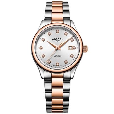 عکس نمای روبرو ساعت مچی برند روتاری مدل LB05094/70/D