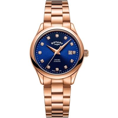 عکس نمای روبرو ساعت مچی برند روتاری مدل LB05096/05/D