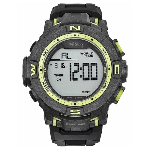 عکس نمای روبرو ساعت مچی برند تِک دی مدل 655853
