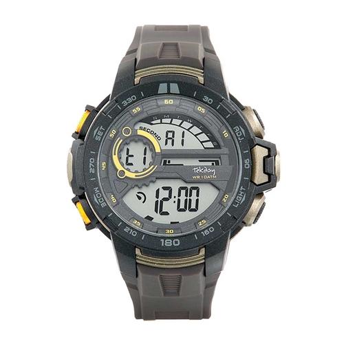 عکس نمای روبرو ساعت مچی برند تِک دی مدل 655915