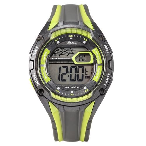 عکس نمای روبرو ساعت مچی برند تِک دی مدل 655921