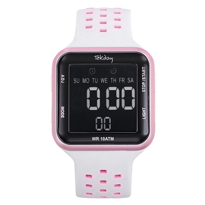 عکس نمای روبرو ساعت مچی برند تِک دی مدل 655953