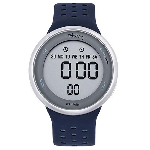 عکس نمای روبرو ساعت مچی برند تِک دی مدل 655960