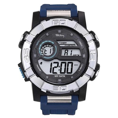 عکس نمای روبرو ساعت مچی برند تِک دی مدل 655961