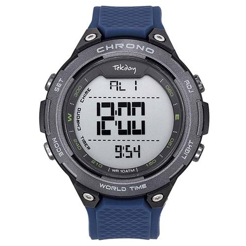 عکس نمای روبرو ساعت مچی برند تِک دی مدل 655108