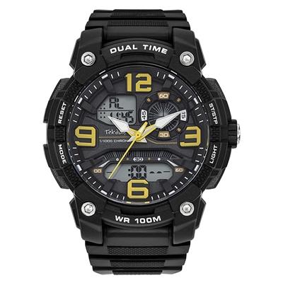 عکس نمای روبرو ساعت مچی برند تِک دی مدل 655972