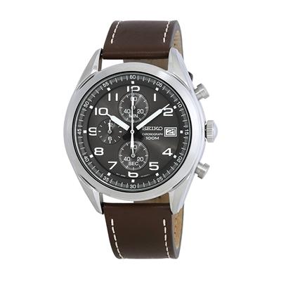 عکس نمای روبرو ساعت مچی برند سیکو مدل SSB275P1