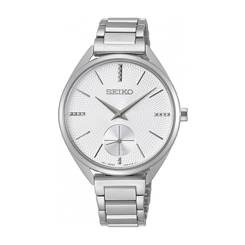عکس نمای روبرو ساعت مچی برند سیکو مدل SRKZ53P1