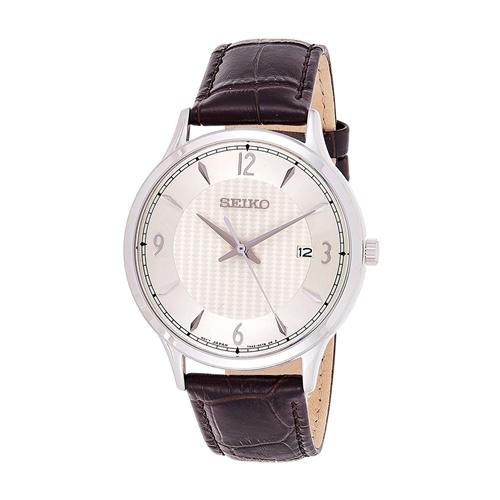 عکس نمای روبرو ساعت مچی برند سیکو مدل SGEH83P1