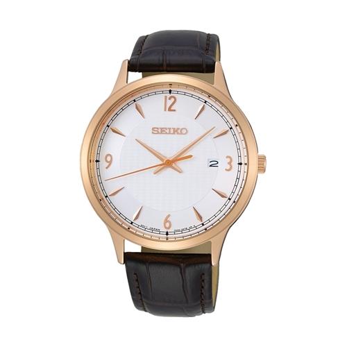 عکس نمای روبرو ساعت مچی برند سیکو مدل SGEH88P1