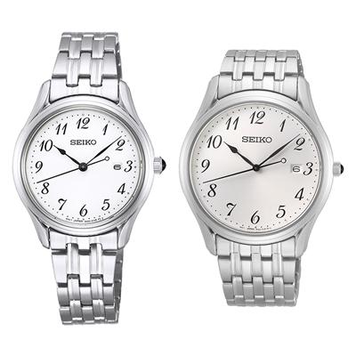 ساعت مچی ست مردانه زنانه برند سیکو مدل SUR299P1 و SUR643P1