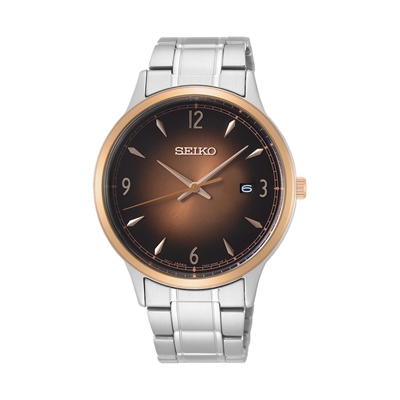 عکس نمای روبرو ساعت مچی برند سیکو مدل SGEH90P1