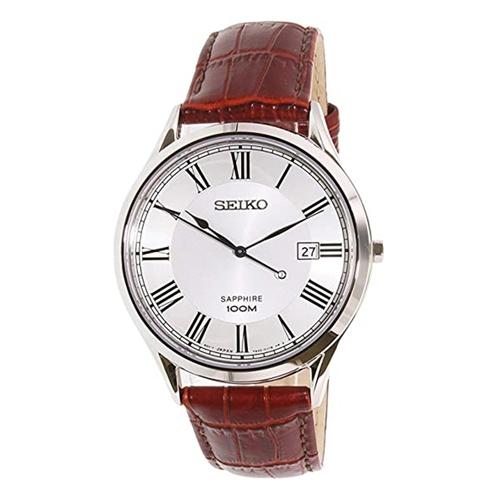 عکس نمای روبرو ساعت مچی برند سیکو مدل SGEG97P1