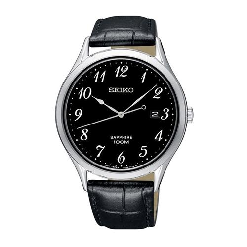 عکس نمای روبرو ساعت مچی برند سیکو مدل SGEH77P1
