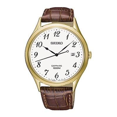 عکس نمای روبرو ساعت مچی برند سیکو مدل SGEH78P1